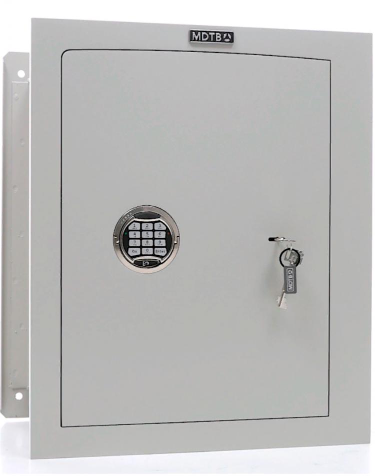 Встраиваемый сейф в стену MDTB-VEGA 63 EK массой 75 кг